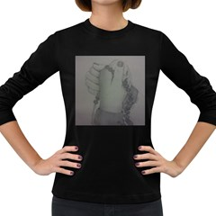 Divinity Women s Long Sleeve T-shirt (Dark Colored)