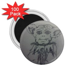 Cutie Creature 2.25  Button Magnet (100 pack)