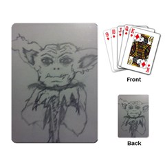 Cutie Creature Playing Cards Single Design