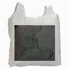 Bursting Forth Recycle Bag (One Side)