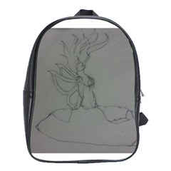 Bursting Forth School Bag (large)