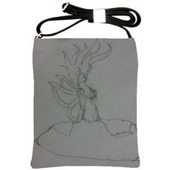 Bursting Forth Shoulder Sling Bag
