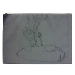 Bursting Forth Cosmetic Bag (XXL)