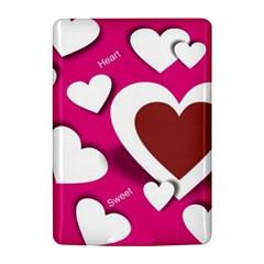 Valentine Hearts  Kindle 4 Hardshell Case