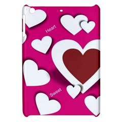 Valentine Hearts  Apple iPad Mini Hardshell Case