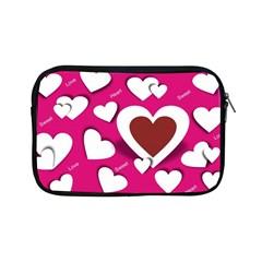 Valentine Hearts  Apple iPad Mini Zippered Sleeve