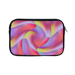 Colored Swirls Apple iPad Mini Zippered Sleeve