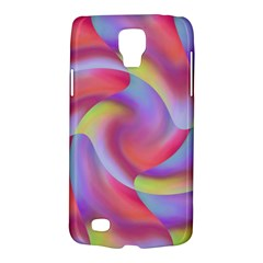 Colored Swirls Samsung Galaxy S4 Active (I9295) Hardshell Case