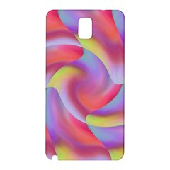 Colored Swirls Samsung Galaxy Note 3 Hardshell Back Case