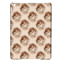 Vintage Valentine Apple iPad Air Hardshell Case