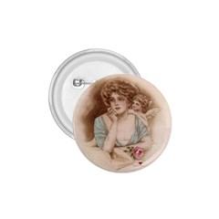 Vintage Valentine 1.75  Button