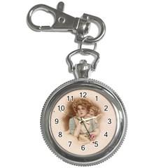 Vintage Valentine Key Chain & Watch