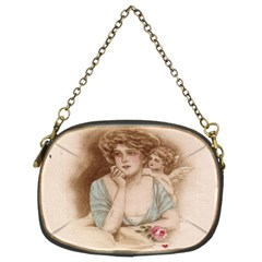 Vintage Valentine Chain Purse (Two Sided)