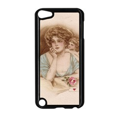 Vintage Valentine Apple iPod Touch 5 Case (Black)