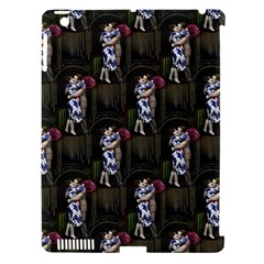 Vintage Photo Valentine  Apple iPad 3/4 Hardshell Case (Compatible with Smart Cover)