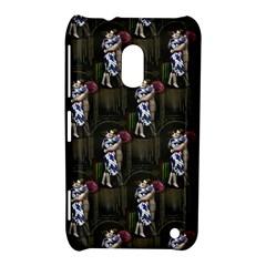 Vintage Photo Valentine  Nokia Lumia 620 Hardshell Case