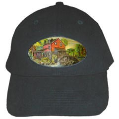 Daniels Mill   Ave Hurley   Black Baseball Cap