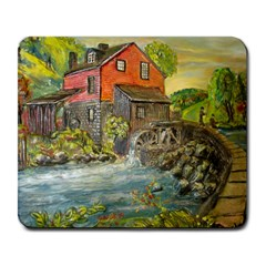 Daniels Mill   Ave Hurley   Large Mouse Pad (rectangle)
