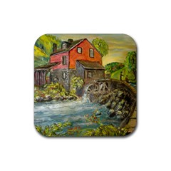 Daniels Mill   Ave Hurley   Drink Coasters 4 Pack (square)