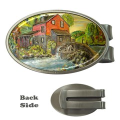 Daniels Mill   Ave Hurley   Money Clip (Oval)