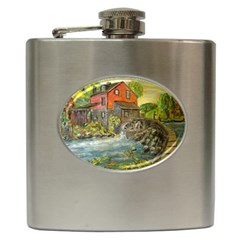 Daniels Mill   Ave Hurley   Hip Flask