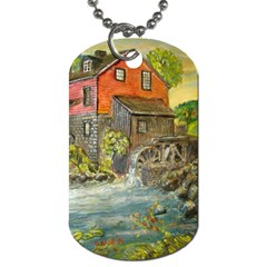 Daniels Mill   Ave Hurley   Dog Tag (two Sided)