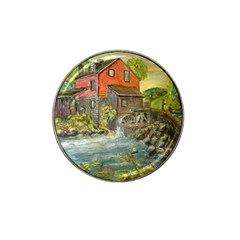 Daniels Mill   Ave Hurley   Golf Ball Marker (for Hat Clip)