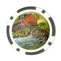 Daniels Mill   Ave Hurley   Poker Chip