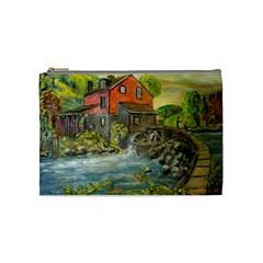 Daniels Mill   Ave Hurley   Cosmetic Bag (medium)