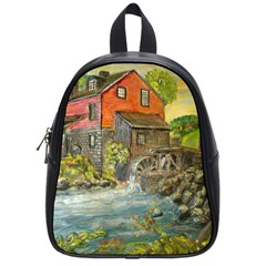 Daniels Mill   Ave Hurley   School Bag (Small)