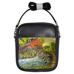 Daniels Mill   Ave Hurley   Girl s Sling Bag