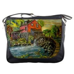 Daniels Mill   Ave Hurley   Messenger Bag