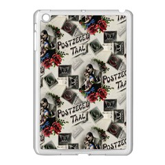 Vintage Valentine Postcard Apple iPad Mini Case (White)