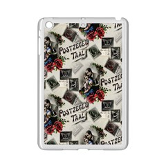 Vintage Valentine Postcard Apple iPad Mini 2 Case (White)