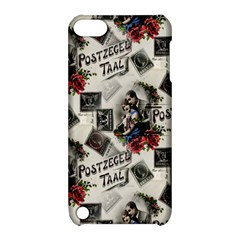 Vintage Valentine Postcard Apple iPod Touch 5 Hardshell Case with Stand