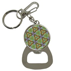Elegant Retro Art Bottle Opener Key Chain