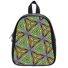Elegant Retro Art School Bag (Small)