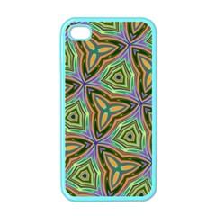 Elegant Retro Art Apple iPhone 4 Case (Color)