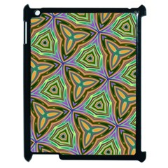 Elegant Retro Art Apple iPad 2 Case (Black)