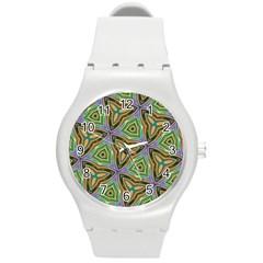 Elegant Retro Art Plastic Sport Watch (medium)