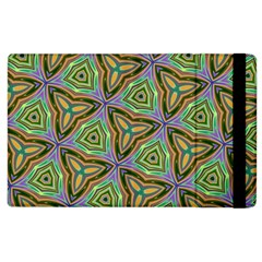 Elegant Retro Art Apple iPad 3/4 Flip Case