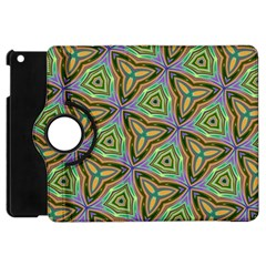 Elegant Retro Art Apple iPad Mini Flip 360 Case