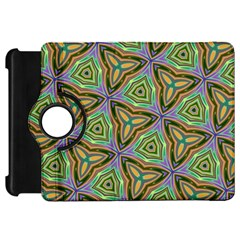Elegant Retro Art Kindle Fire HD 7  (1st Gen) Flip 360 Case