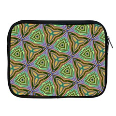 Elegant Retro Art Apple iPad Zippered Sleeve