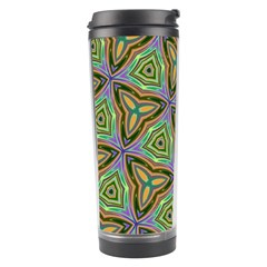 Elegant Retro Art Travel Tumbler