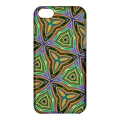 Elegant Retro Art Apple iPhone 5C Hardshell Case