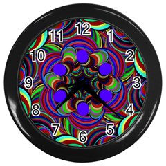 Sw Wall Clock (Black)