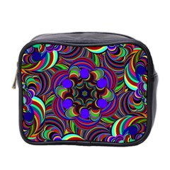 Sw Mini Travel Toiletry Bag (two Sides)