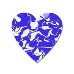 Swirl Magnet (Heart)