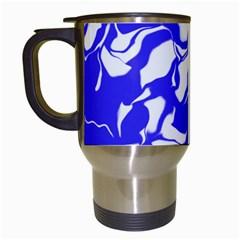 Swirl Travel Mug (white)